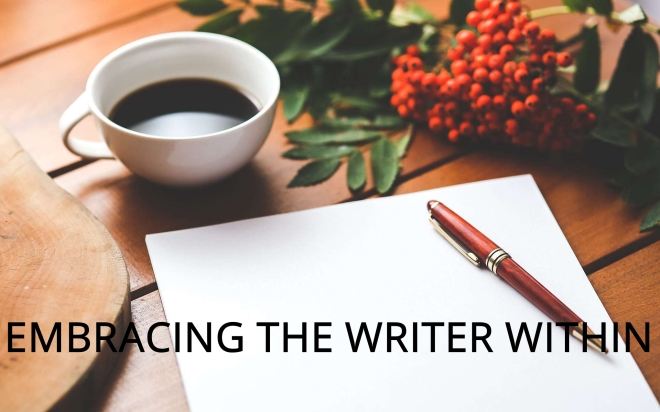 Embrace the Writer